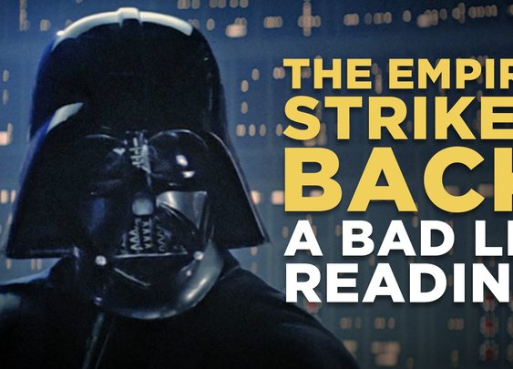 """THE EMPIRE STRIKES BACK: A Bad Lip Reading"" - YouTube"