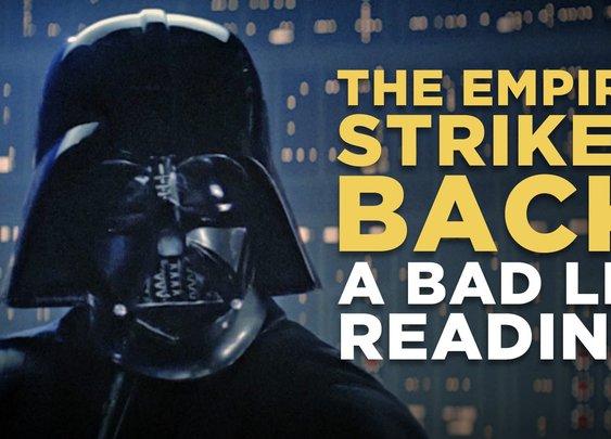 """THE EMPIRE STRIKES BACK: A Bad Lip Reading"" - YouTube"