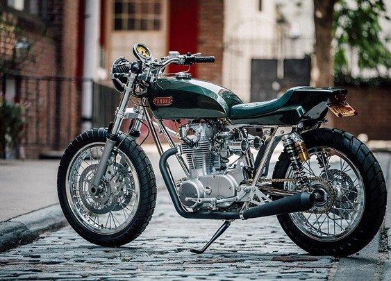 Yamaha XS 650 by Bill Becker | Men's Gear