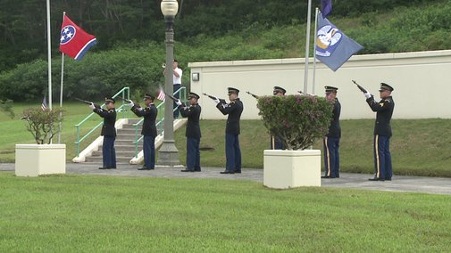 Three-volley salute eliminated from Air Force funerals due to lack of funding, personnel