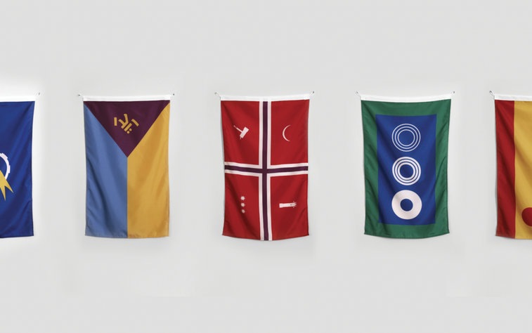 FLAGS OF THE GALAXY