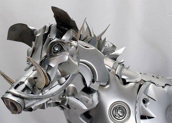 Hubcap Creatures   Men's Gear
