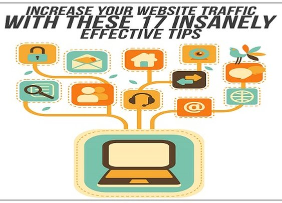 Increase Your Website Traffic: 17 Insanely Effective Tips - The Experiment