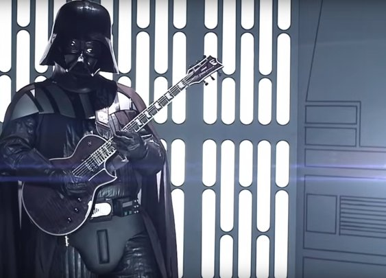 Star Wars metal band Galactic Empire play the Star Wars theme in full - Metal Hammer
