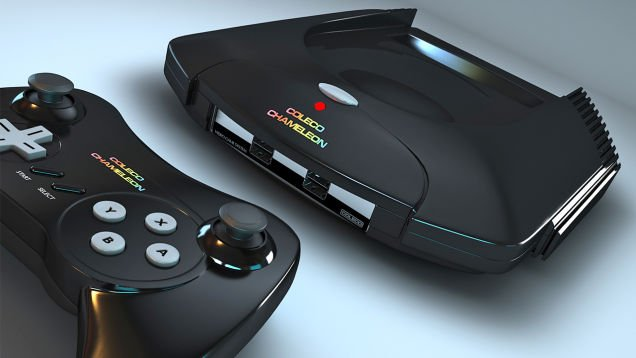 Old-School Video Game Maker Coleco Is Making a New Cartridge-Based Console