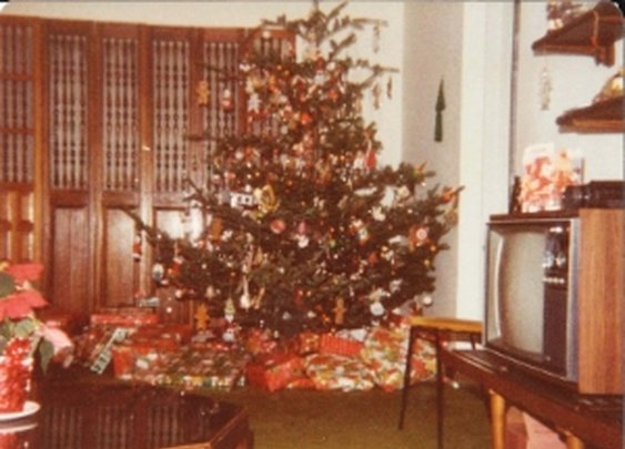 Christmas in the 70s vs. Christmas Today