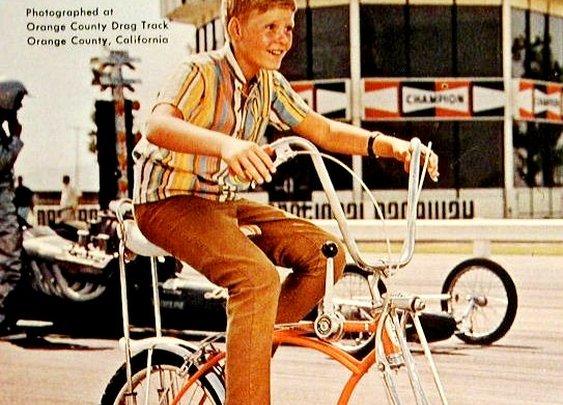 The Schwinn Krates | 1968 to 1973