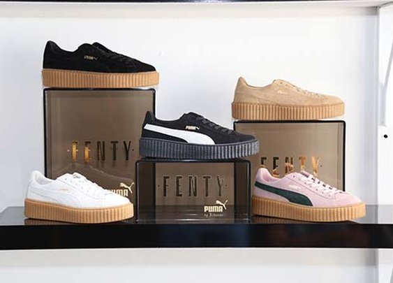 Rihanna to show a collection for Puma at New York Fashion Week