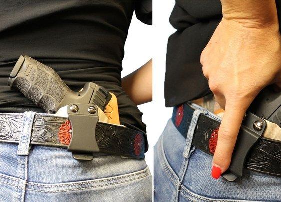 Choosing A Concealed Carry Holster - BonjourLife