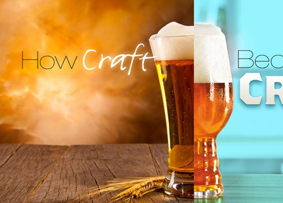 How Craft Became Craft