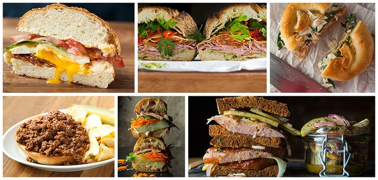 The Best Sandwich Recipes | Tasting Table