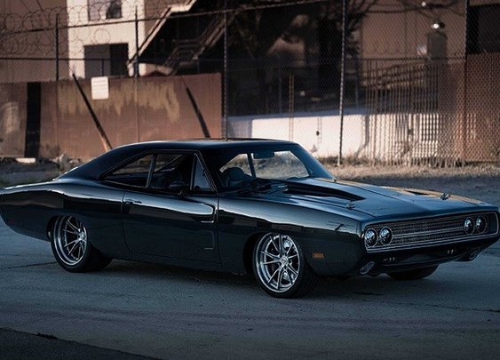 This 1970 Dodge Charger 'Tantrum' - spits out an eye-popping 1650 horse power