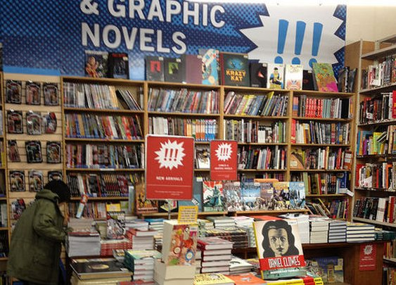 From the Fringes to the Mainstream: Ten Years of Growth In Graphic Novel Publishing