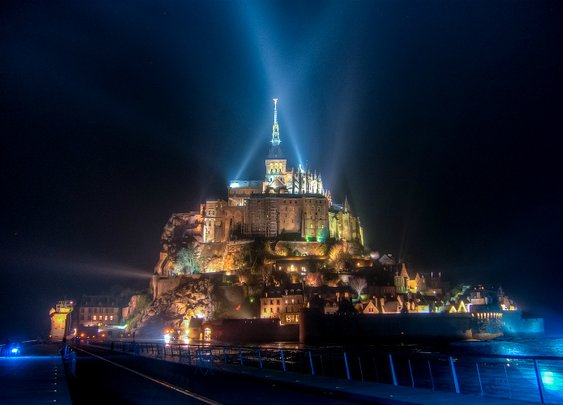 18 Magical Photos of France's Breathtaking Mont Saint-Michel