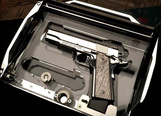 Cabot Gun |   Cabot Meteorite Pistol Set