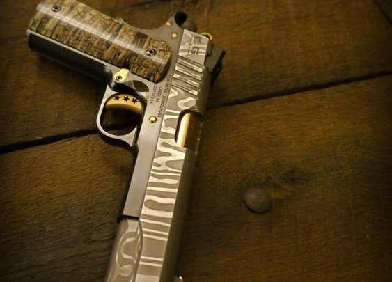 Cabot Gun |   The Damascus