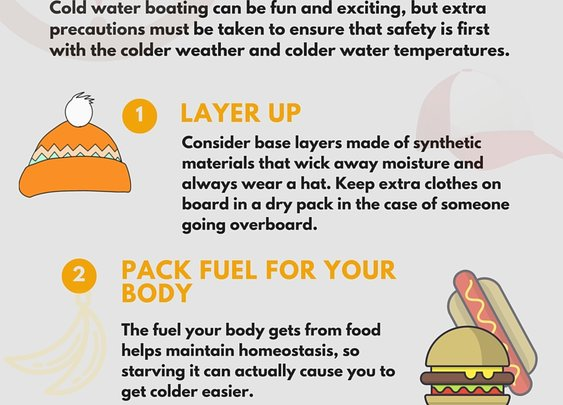 Cold Water Boating Safety and Tips – JetDock