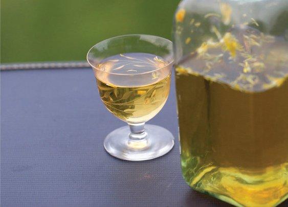 Dandelion Wine recipe | Epicurious.com