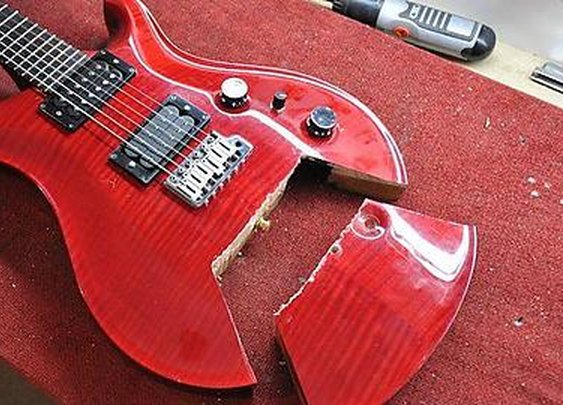 Guitar Mods To Make You Cry