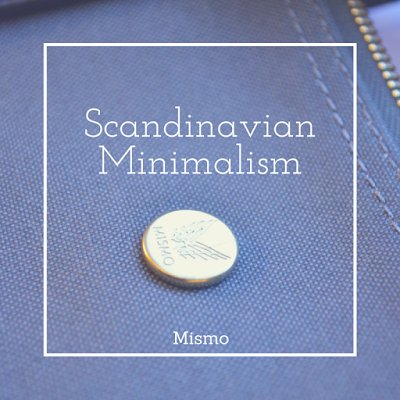 Scandinavian Minimalism from Mismo