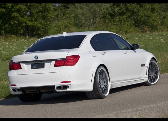 2011 Lumma Design BMW 7 Series