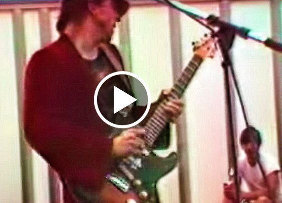 Never Before Seen Live Footage of 25-Year-Old Stevie Ray Vaughan