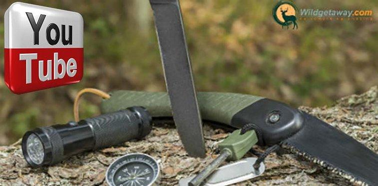 Bushcraft and Survival Videos