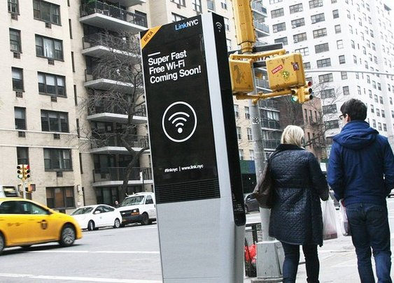 New York City to swap out payphones for free high-speed Wi-Fi hot spots - MarketWatch