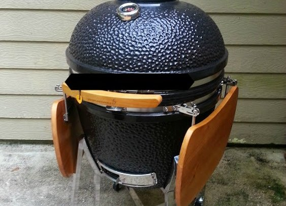 Dad's Toy - A New Vision Kamado Grill - Dad Rambles | Daddy Blog about life, outdoors, product review, tech stuff