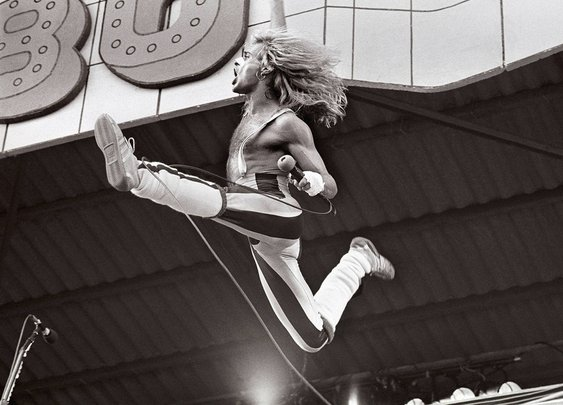 Watch This Awesome Supercut of David Lee Roth Doing Karate Kicks - Maxim