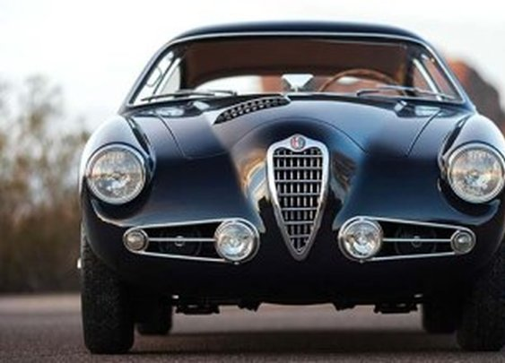 Italian class. 1955 Alfa Romeo 1900C SS Berlinetta By Zagato