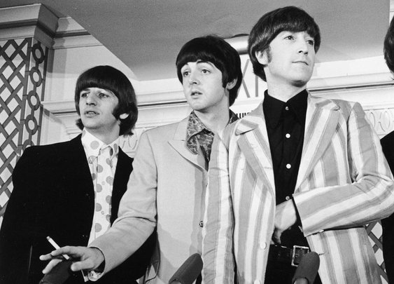 Why We Remember the Beatles and Forget So Much Else - The New Yorker