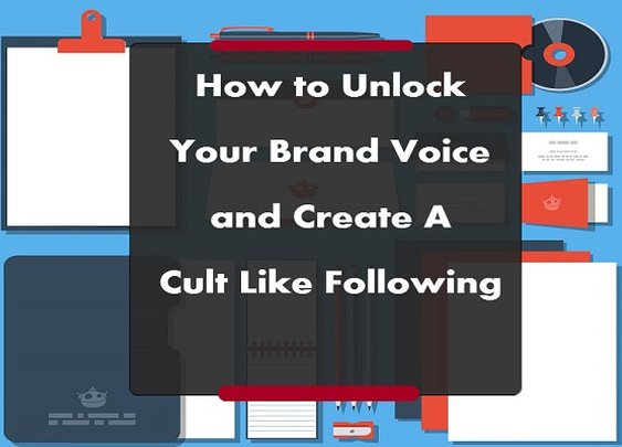 How to Unlock Your Brand Voice and Create a Cult like Following - The Experiment