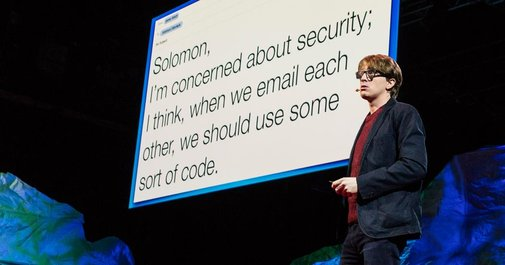 James Veitch: This is what happens when you reply to spam email | TED Talk | TED.com