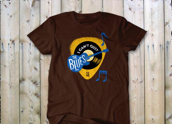 Blues Music T-Shirts | Bluescentric