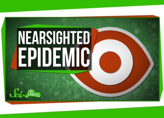 The Nearsightedness Epidemic - YouTube