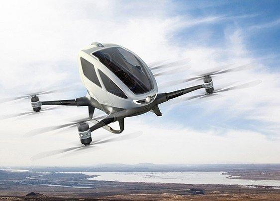 Ehang 184 Autonomous Aerial Vehicle | Men's Gear