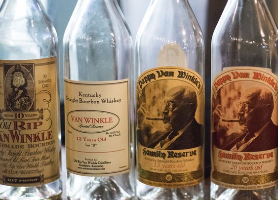 What's The Deal With Pappy Van Winkle? | VinePair