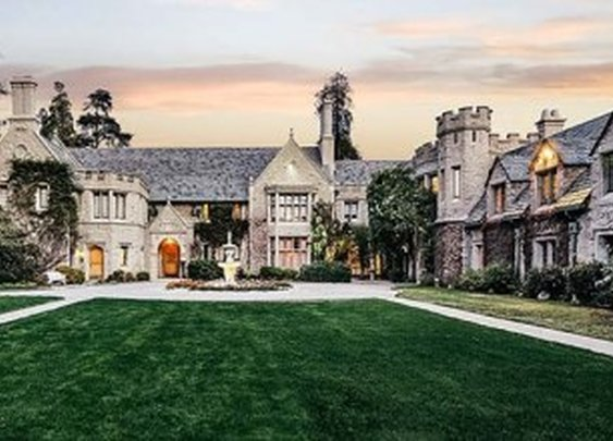 The Playboy Mansion is being sold for $200 million