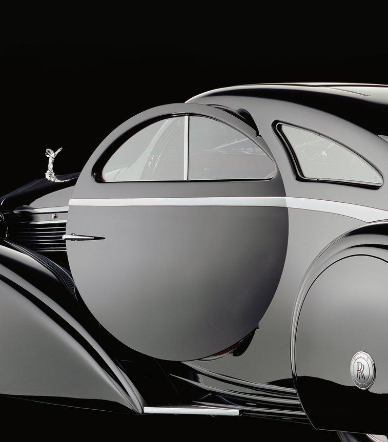 1925 Rolls Royce Phantom >> The Round Door Rolls 1925 Rolls Royce Phantom Gentlemint
