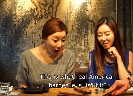 Here's What Happens When Foreigners Try American BBQ for the First Time