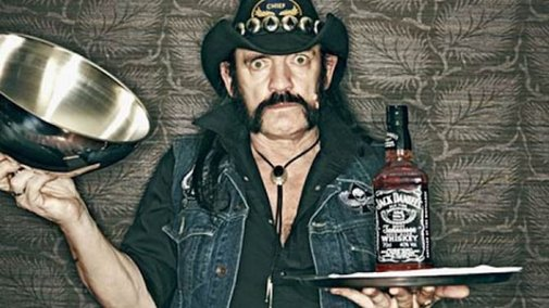 "Jack & Coke Officially Renamed ""The Lemmy"""