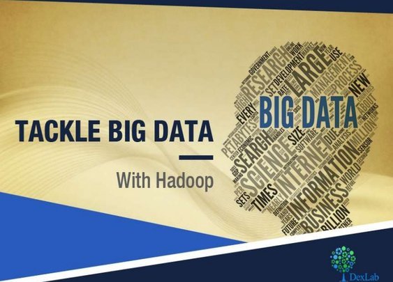 Introducing Hadoop in tackling Big Data