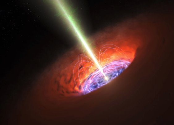 Stephen Hawking: Black Holes Have 'Hair'
