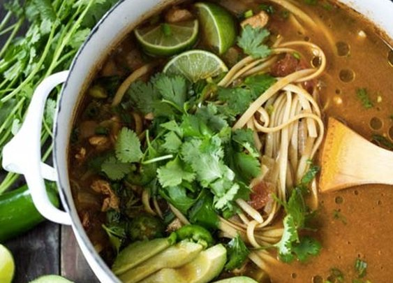 30 Minute Soup Recipes