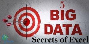 5 Big Data Secrets of Excel
