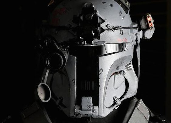 Boba Fett - You can now buy ballistic Mandalorian battle armor
