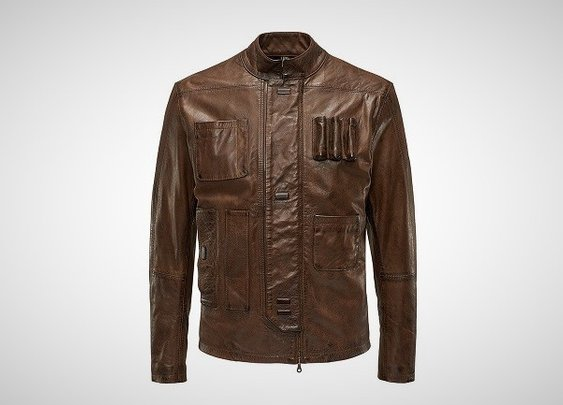 Matchless Official Han Solo Jacket | Men's Gear