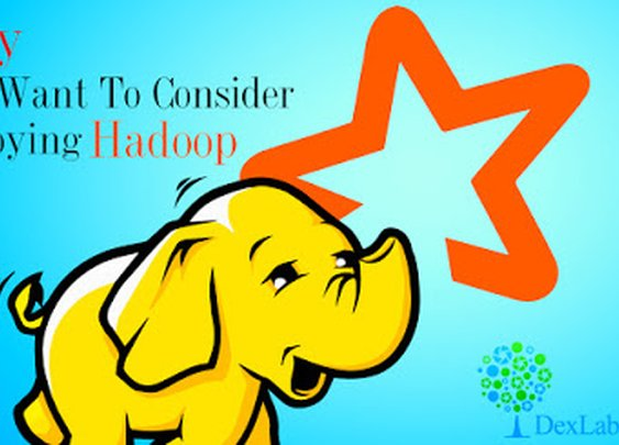 Why You Want To Consider Deploying Hadoop