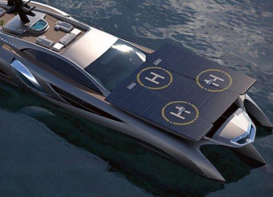 Xhibitionist Yacht, by Gray Design | Baxtton